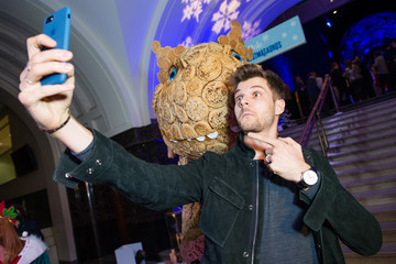 Jim Chapman Warburtons and The Christmasaurus - Launch Event