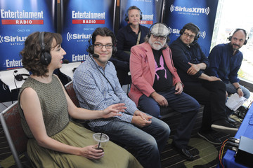 Jim Dauterive SiriusXM's Entertainment Weekly Radio Channel Broadcasts From Comic-Con 2015