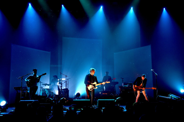 Spoon Performs At The Wiltern Theatre