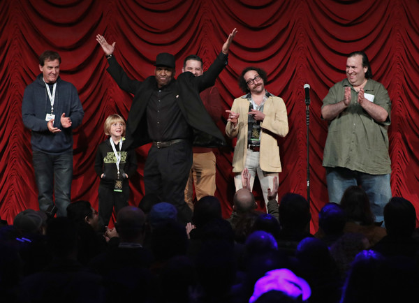 SiriusXM Host Ron Bennington Is Joined By Fellow Comedians During His Annual Thanksgiving Special at New York's Hard Rock Cafe