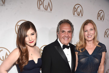 Jim Gianopulos Ann Gianopulos 27th Annual Producers Guild of America Awards - Red Carpet
