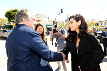 Jim Gianopulos Premiere Of Paramount Pictures' 'Wonder Park' - Red Carpet