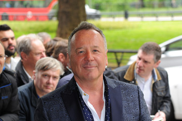 Jim Kerr Ivor Novello Awards - Arrivals