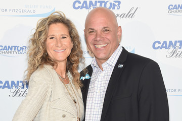 Jim Leyritz Annual Charity Day Hosted By Cantor Fitzgerald, BGC and GFI - Arrivals