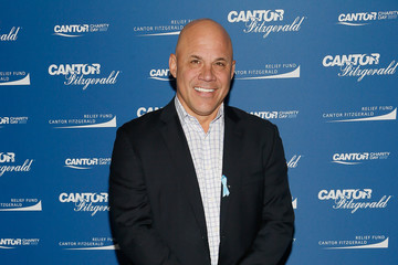 Jim Leyritz Annual Charity Day Hosted By Cantor Fitzgerald, BGC and GFI - Cantor Fitzgerald Office - Arrivals