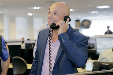 Jim Leyritz Annual Charity Day Hosted By Cantor Fitzgerald, BGC, And GFI - BGC Office – Inside