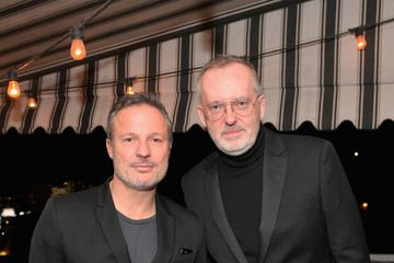 Jim Moore GQ And Dior Homme Host A Private Dinner In Celebration Of The 2017 GQ Men Of The Year Party
