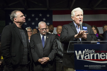 Jim Moran Virginia Democratic Party Holds Pre-Election Rally