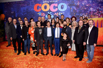 Jim Morris Premiere Of Disney Pixar's 'Coco' - Red Carpet