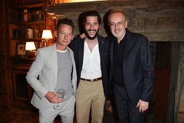 Jim Nelson GQ Party for Jim Moore and Milan Menswear Fashion Week Spring/Summer 2016