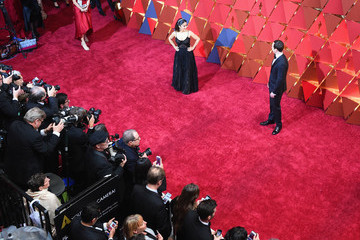 Jim Parsons 89th Annual Academy Awards - Arrivals