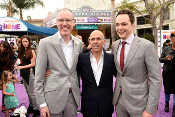 """Jim Parsons Premiere Of Twentieth Century Fox And Dreamworks Animation's """"HOME"""" - Red Carpet"""