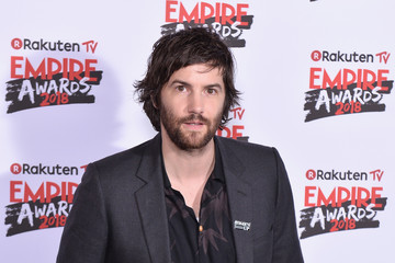 Jim Sturgess Rakuten TV EMPIRE Awards 2018 - Winners Room