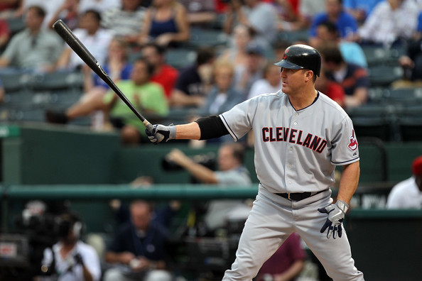 Jim+Thome+Cleveland+Indians+v+Texas+Rang