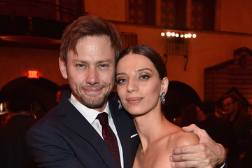 Jimmi Simpson Premiere of HBO's 'Westworld' - After Party