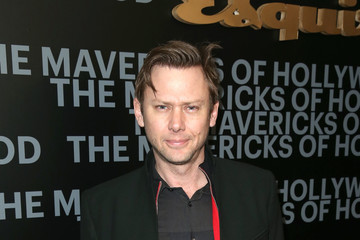 Jimmi Simpson Esquire Celebrates March Cover Star James Corden and the Mavericks of Hollywood Presented by Hugo Boss