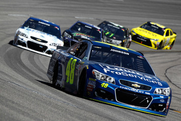 Jimmie Johnson NASCAR Sprint Cup Series TOYOTA OWNERS 400