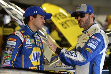 Jimmie Johnson New Hampshire Motor Speedway - Day 2