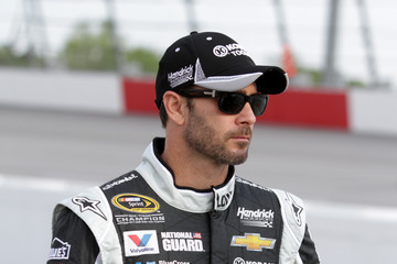 Jimmie Johnson Darlington Raceway: Day 2