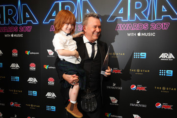 Jimmy Barnes 31st Annual ARIA Awards 2017 - Awards Room