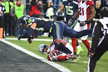 Jimmy Graham Arizona Cardinals v Seattle Seahawks