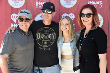Jimmy Harnen Daytime Village Presented By Accu-Chek Guide At The 2018 iHeartCountry Festival By AT&T - Backstage