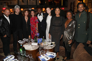 Jimmy Jean-Louis Garcelle Beauvais BOVET 1822 & Artists For Peace And Justice Present 'Songs From The Cinema' Benefit