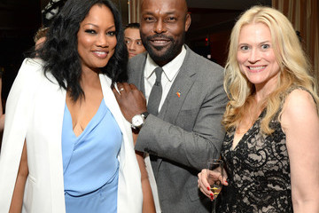 Jimmy Jean-Louis Garcelle Beauvais 8th Annual Hollywood Domino Gala Presented By BOVET 1822 Benefiting Artists For Peace And Justice