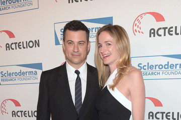 Jimmy Kimmel 'Cool Comedy - Hot Cuisine' to Benefit the Scleroderma Research Foundation - Red Carpet