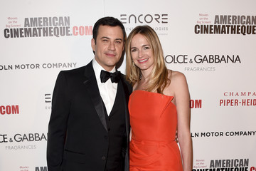 Jimmy Kimmel Arrivals at the American Cinematheque Award — Part 2
