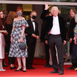 """Jimmy Page """"Becoming Led Zeppelin"""" Red Carpet - The 78th Venice International Film Festival"""
