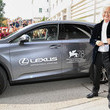 Jimmy Page Lexus at The 78th Venice Film Festival - Day 4