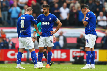 Jimmy Ryan Preston North End v Chesterfield - Sky Bet League 1 Playoff Semi-Final
