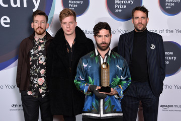 Jimmy Smith Hyundai Mercury Prize: Albums of the Year 2019 - Arrivals