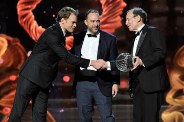 Jimmy Wales Stars at the Breakthrough Prizes Ceremony