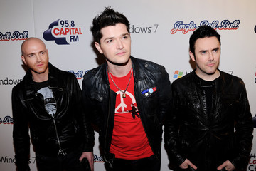 Gary O'Donoghue Jingle Bell Ball 2010 Day One - Arrivals