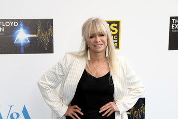 Jo Wood Pink Floyd Exhibition: Their Mortal Remains - Red Carpet Arrivals