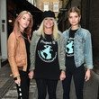 Jo Wood Ocean Conservation Group 'Project 0' Ambassadors Unveil 'One Ocean One Planet' On Carnaby Street