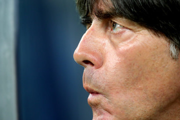 Joachim Löw Germany vs. Sweden: Group F - 2018 FIFA World Cup Russia