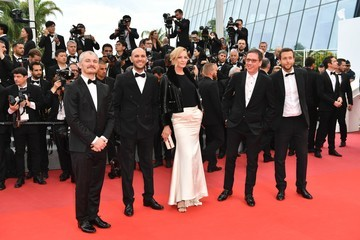 Joachim Lafosse 'Barbara' Red Carpet Arrivals - The 70th Annual Cannes Film Festival