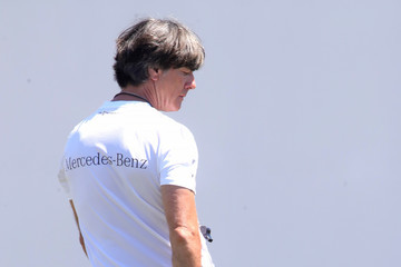 Joachim Low Germany Training & Press Conference