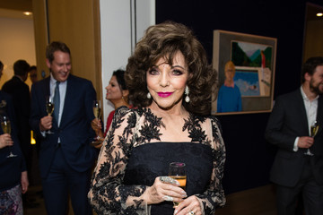 Joan Collins Jackie Collins: A Life in Chapters - Private View