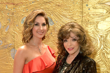 Joan Collins 25th Annual Race To Erase MS Gala - VIP Area