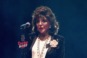 Joan Collins Three Empire Awards - Show