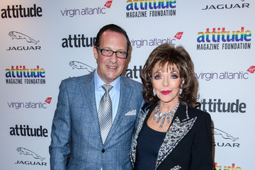 Joan Collins Attitude Awards 2019 - Red Carpet Arrivals