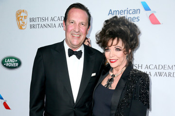 Joan Collins 2018 British Academy Britannia Awards Presented By Jaguar Land Rover And American Airlines - Arrivals