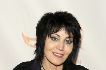 Joan Jett A Funny Thing Happened On The Way To Cure Parkinson's Benefiting The Michael J. Fox Foundation - Arrivals