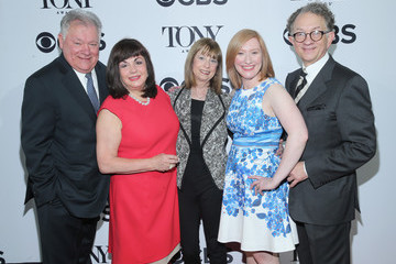 Joan Lader 2016 Tony Awards Meet The Nominees Press Reception