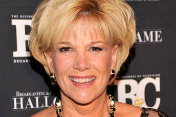 Joan Lunden 2012 Broadcasting & Cable Hall Of Fame Awards