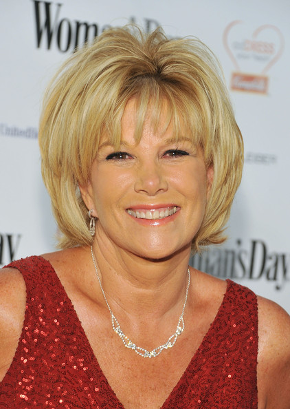 Joan Lunden Pictures - Woman's Day 8th Annual Red Dress